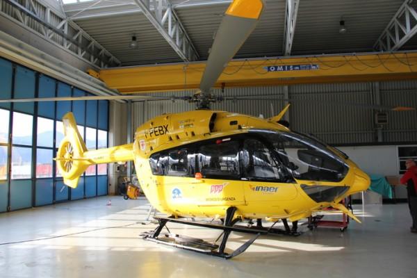 Nuovi elicotteri in servizio presso l'elisoccorso provinciale